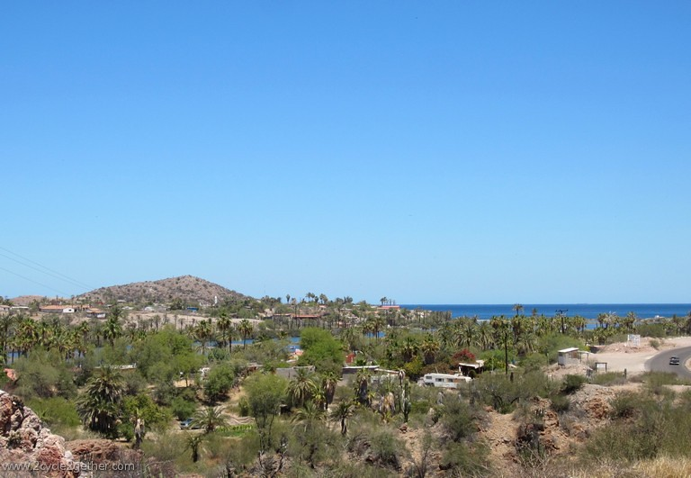 River and Sea of Cortez, Mulege