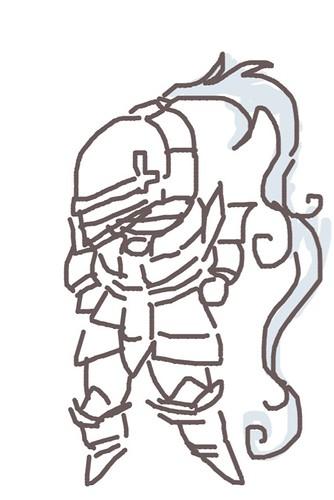 120526(2) - 聲優「恒松あゆみ」心血來潮畫出《Fate/Zero》所有角色的塗鴉、只有「久宇舞弥」發揮100%實力(笑) (9/18)