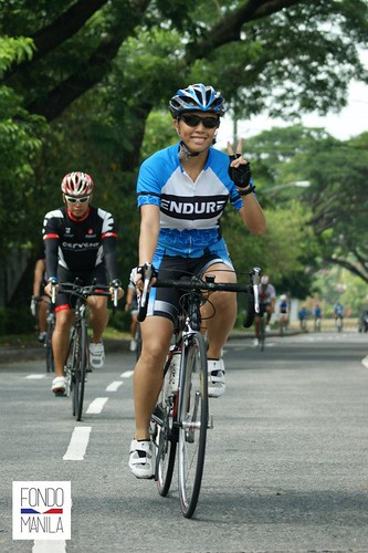 Fondo Manila Pose Cycling Clinic: Fun!