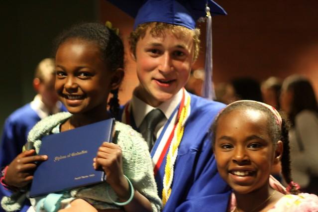 Daniel's Graduation