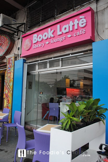 Book Latte Iloilo