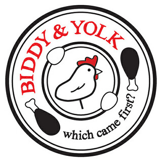 Biddy and Yolk logo
