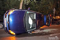 Unfall mit Fahrerflucht Sonnenberger Str 02.06.12