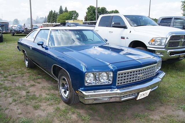 76 Chevrolet Impala Custom 28th Annual Midwest Mopars In