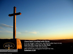 Galatians 2:20 | I Have Been Crucified with Christ