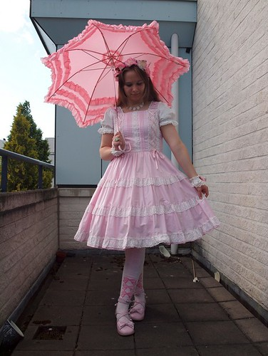 Millefeuille Fairy Princess Coord 8