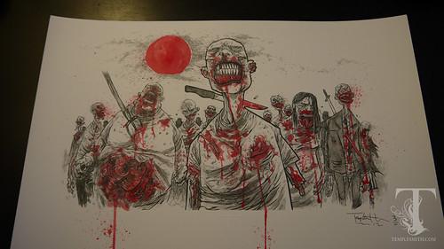 DEAD SUN limited print