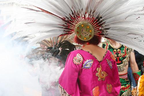 Aztec Dance Group