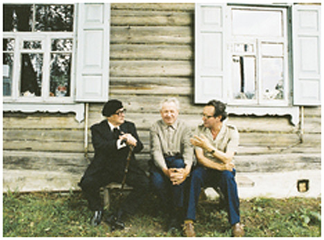 Азгур, Шагал, фото Коктыша