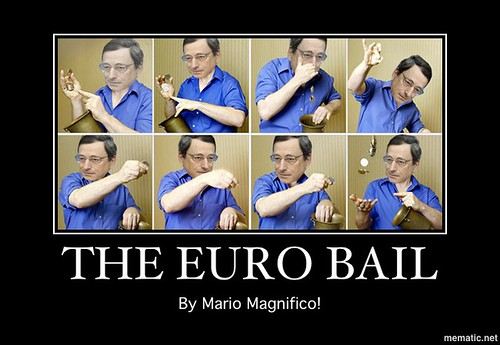 THE EURO BAIL by Colonel Flick