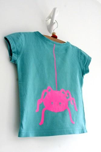 spinnenshirt