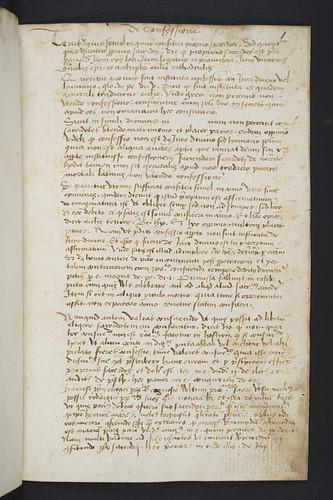 Manuscript notes in Augustinus, Aurelius [pseudo-]: De vita christiana