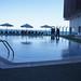 Piscina y Salas del Hotel Melia Alicante
