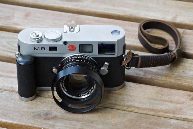 leica m8    cv 40mm f1 4 nokton    leica handgrip  weekend