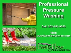 Power Washing Services Wilmington - Professional Pressure Washing Services