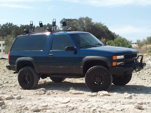 1999 2 Door Tahoe Expeditionish Build Expedition Portal