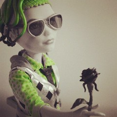 Deuge Gorgon from Monster High