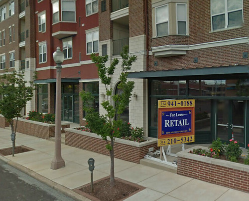 3949 Lindell Retail for Lease