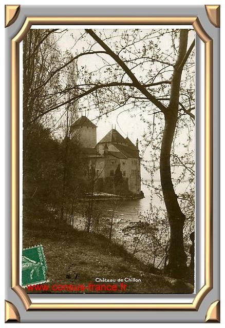 Château de CHILLON - 70-150
