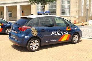 Jornadas Policiales de Vigo, 22-28 de junio de 2012