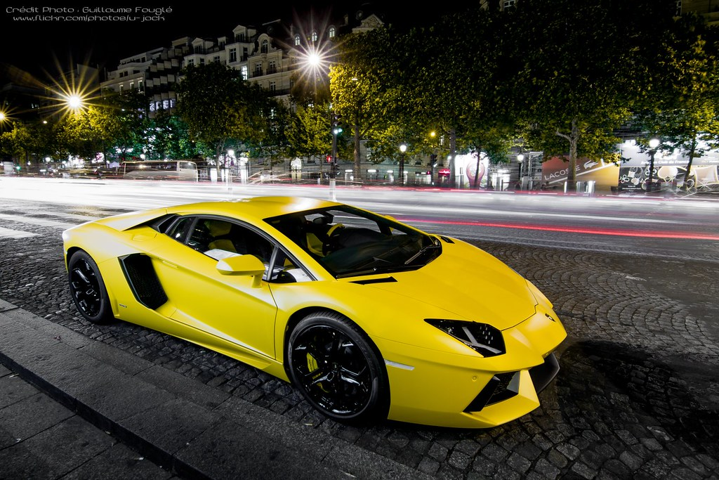 Lamborghini Yellow Paint Code
