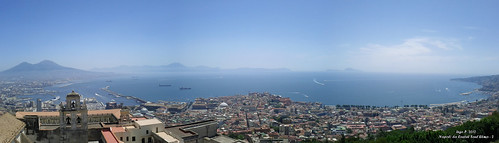 Napoli da Castel Sant'Elmo - 2