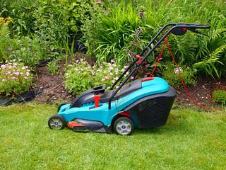 165/365 - Lawn Mower