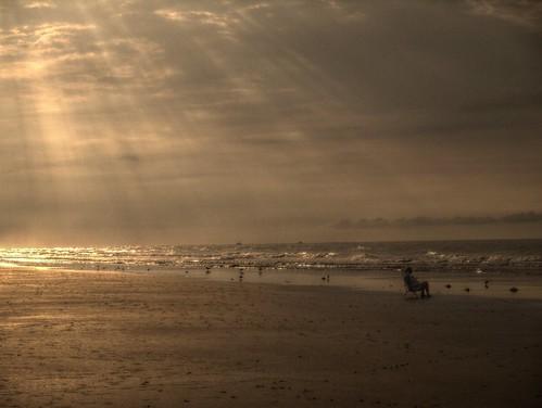 ocean summer beach sunsetbeachnc