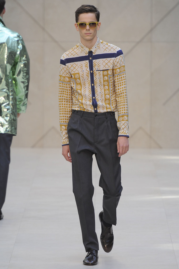 SS13 Milan Burberry Prorsum010_Jeremy Young(VOGUE)