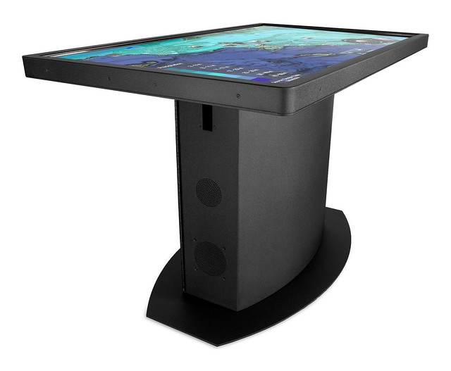 The 2012 Pro Touch Table from Ideum