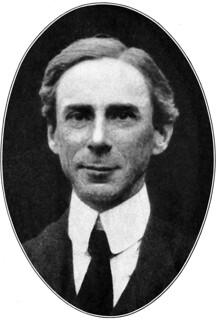 Bertrand Russell en 1916