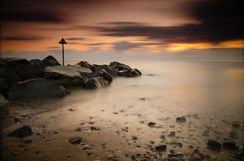 Late evening Tywyn Beach - Explore (002)