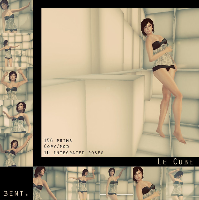 BENT. Le Cube  New Release