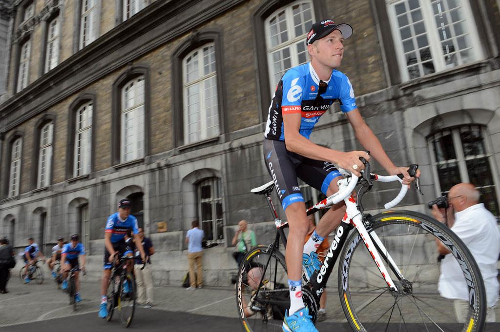 Tour de France, team presentation