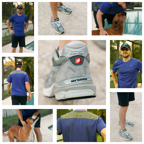 Lucas New Balance Collage