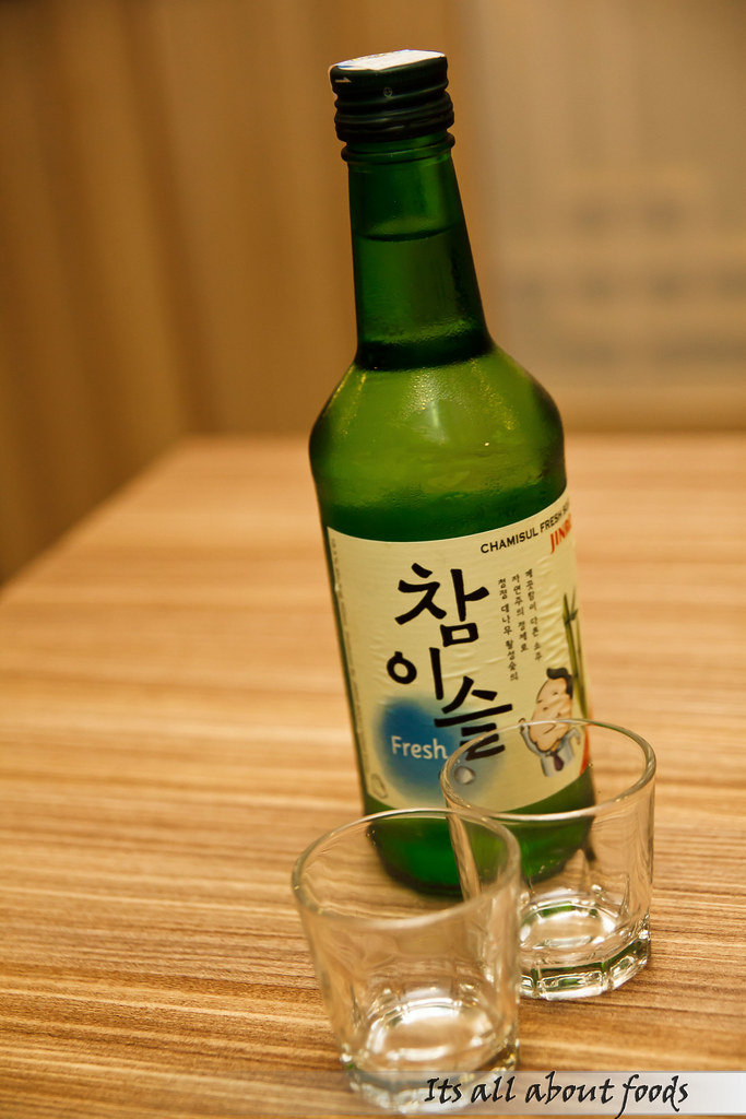 how to drink jinro chamisul soju