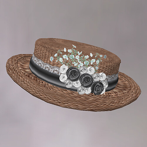 Lady Sarah Hat - Lace (copy_mod)
