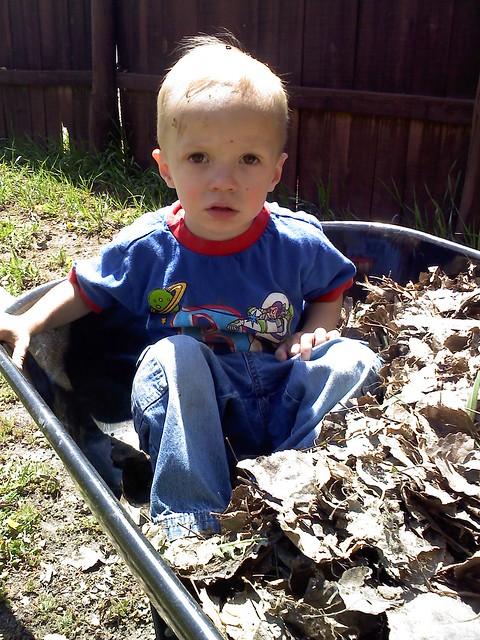 May 2012 Birthday boy