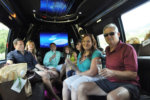 Wine Country Limo Tour