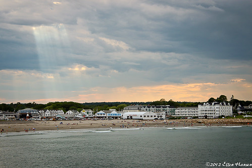 Short Sands, York Beach Maine by Genny164