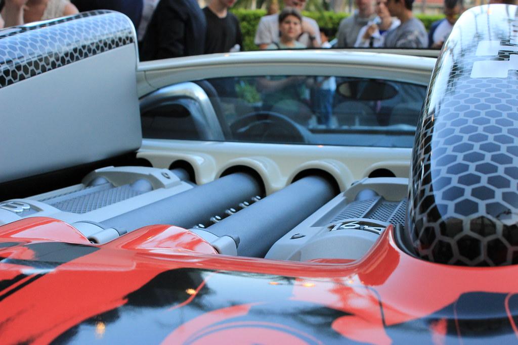 Bugatti Veyron, Gumball 3000