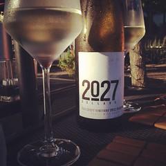 2011 2027 Cellars Riesling