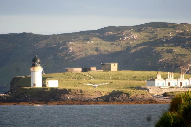 Arnish Lighthouse, Isle of Lewis, Outer Hebrides, Scotland