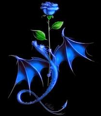 Blue Rose Dragon Award...