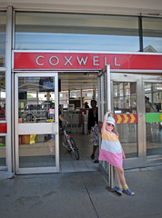 Coxwell Station by Clover_1