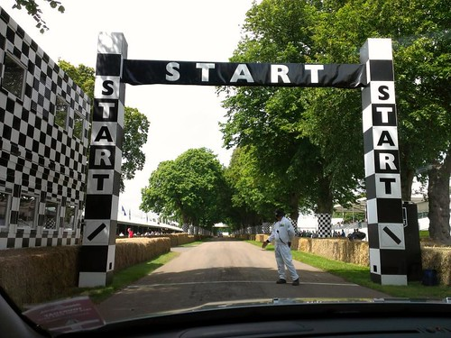 Goodwood start