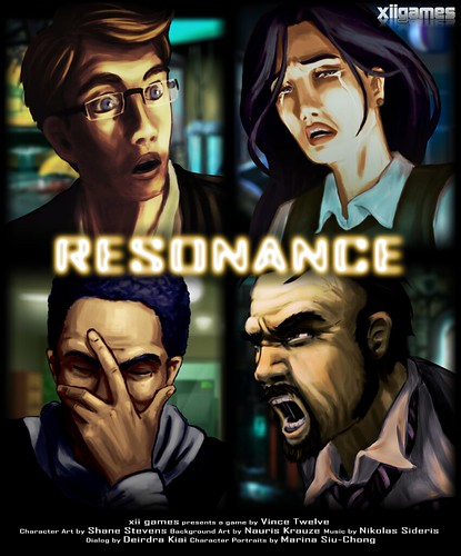 Resonance Competition