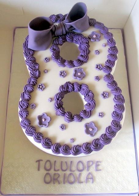 Birthday Cake Ideas Girl 8 : number cake 8 (2) Flickr - Photo Sharing!