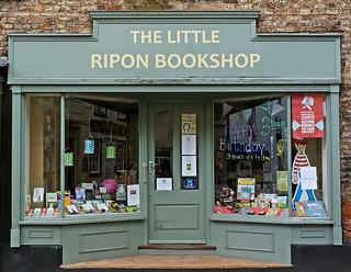 The Little Ripon Bookshop