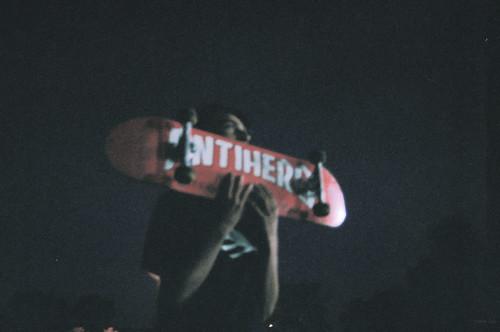 [フリー画像素材] 人物, 男性, アメリカ人, スケボー・スケートボード ID:201207160400